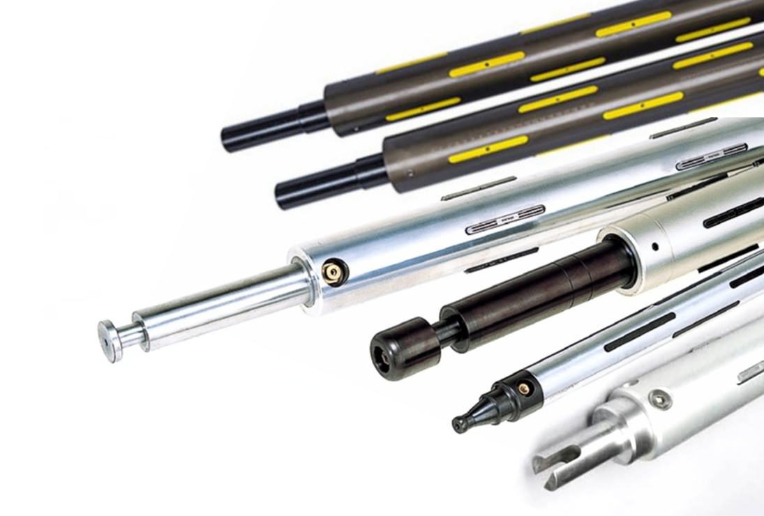 Lug Type Air Expandable Shaft
